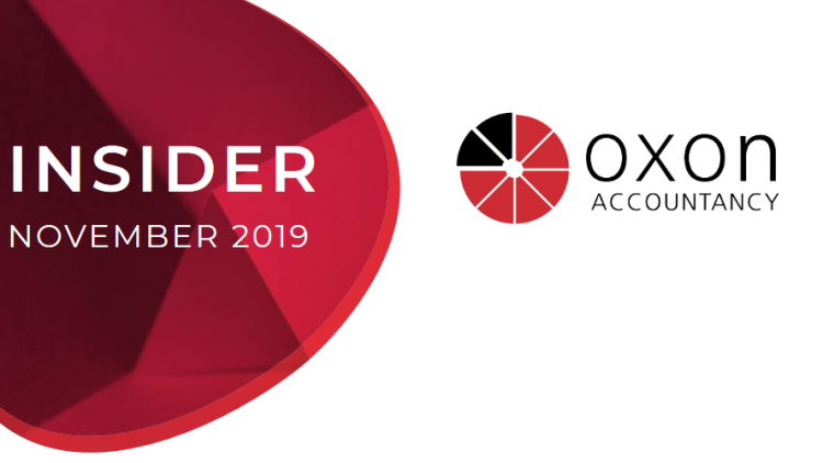 Insider: November 2019