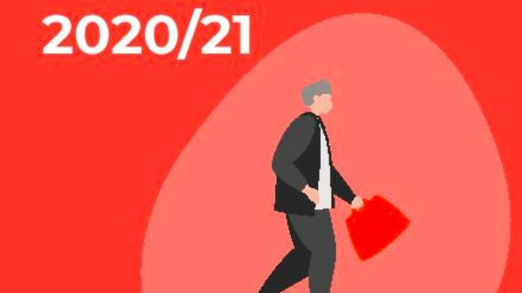 Tax card 2020/21