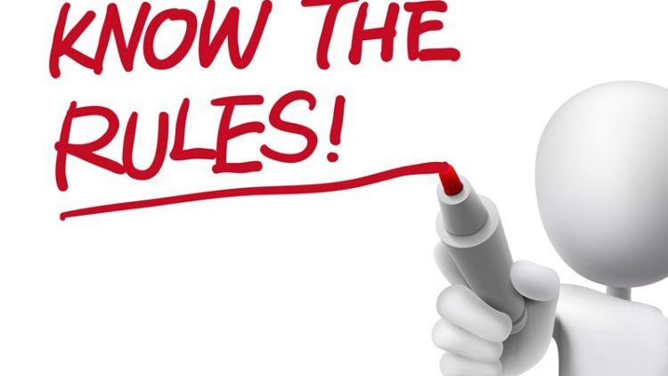 The rules for MTD for Income Tax