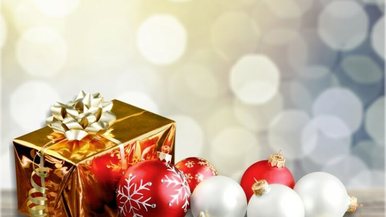 Tax-free perk for Christmas