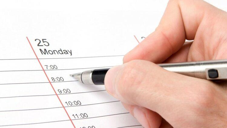 Tax Diary December 2020/January 2021
