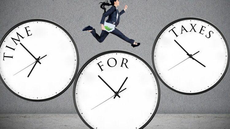 Tax returns filing deadline is fast approaching