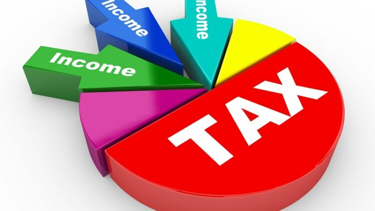 Income Tax charge to recover CJRS overclaims