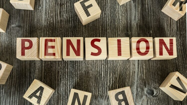 What is net income for pension relief purposes?