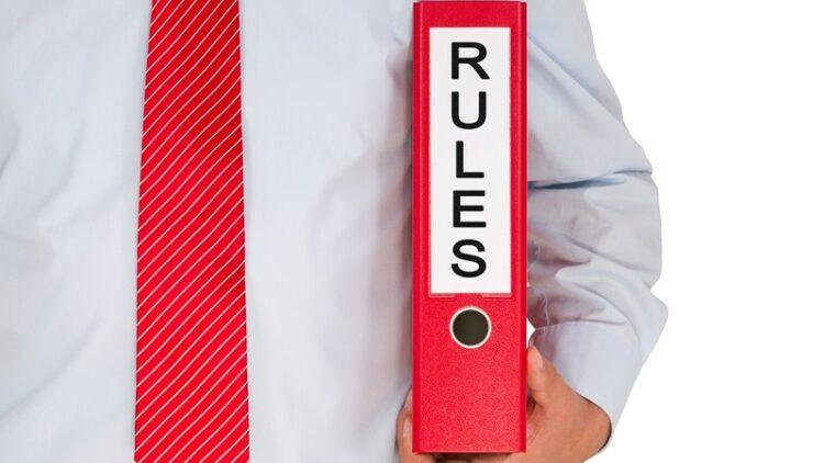 Associated company rules