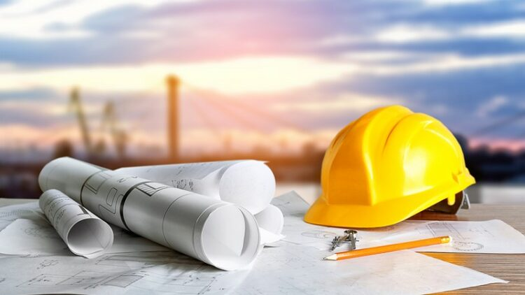 Construction services and reverse charge